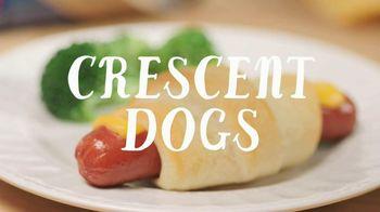 Pillsbury Crescents TV Spot, 'Looking Hot'