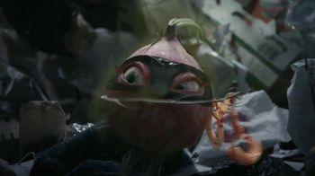 Glad Force Flex with Febreze TV Spot 'Bad Turnip'