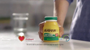 Bayer TV Spot, 'Laura's Heart Attack Note' - Thumbnail 7