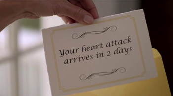 Bayer TV Spot, \'Laura\'s Heart Attack Note\'