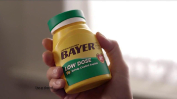 Bayer TV Spot, 'Laura's Heart Attack Note' - Thumbnail 5