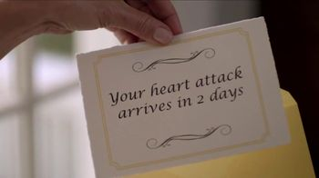 Bayer TV Spot, 'Laura's Heart Attack Note'