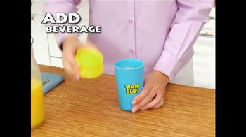 Wow Cup TV Spot, 'Spills' - Thumbnail 3