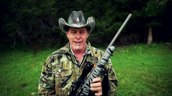 Ted Nugent Ammo TV Spot, 'Kill 'em and Grill 'em' - Thumbnail 6