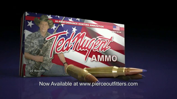 Ted Nugent Ammo TV Spot, 'Kill 'em and Grill 'em' - Thumbnail 8
