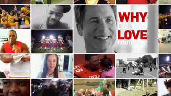 NFL TV Spot, 'My Football Story' Feat. Rob Lowe - Thumbnail 10