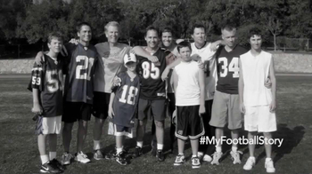 NFL TV Spot, 'My Football Story' Feat. Rob Lowe - Thumbnail 5