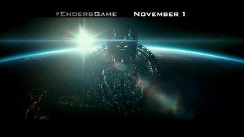 Ender's Game - Alternate Trailer 2