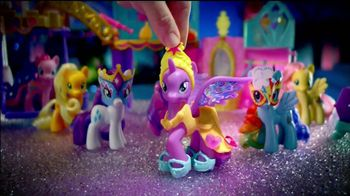 My Little Pony Crystal Princess Palace TV Spot, 'Friendship is Magic'