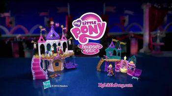 My Little Pony Crystal Princess Palace TV Spot, 'Friendship is Magic' - Thumbnail 9