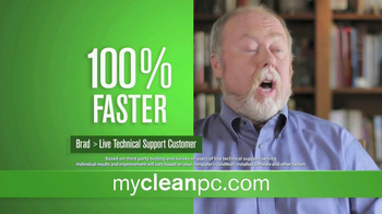 My Clean PC Free Diagnosis TV Spot - Thumbnail 10