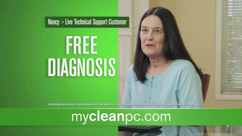 My Clean PC Free Diagnosis TV Spot - Thumbnail 7