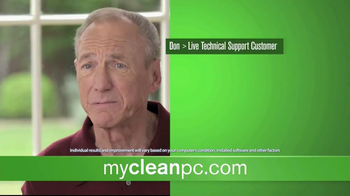 My Clean PC Free Diagnosis TV Spot - Thumbnail 8