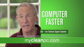 My Clean PC Free Diagnosis TV Spot - Thumbnail 9