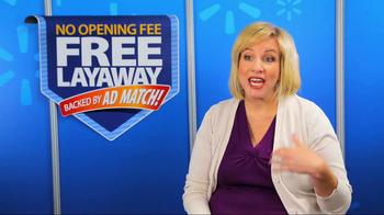Walmart Layaway TV Spot - Thumbnail 5