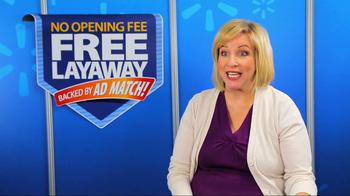 Walmart Layaway TV Spot