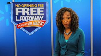 Walmart Layaway TV Spot - Thumbnail 7