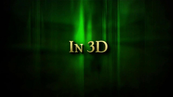 The Wizard of Oz 3D Blu-ray and DVD TV Spot - Thumbnail 4