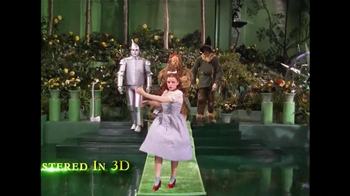 The Wizard of Oz 3D Blu-ray and DVD TV Spot - Thumbnail 5