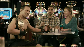 Dave and Buster's TV Spot, 'Bellator MMA' Featuring Michael Chandler - 4 commercial airings
