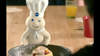 Pillsbury Cinnabon Rolls TV Spot, 'Last One' - Thumbnail 9