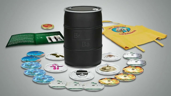 Breaking Bad: The Complete Series Blu-ray and DVD TV Spot - Thumbnail 9