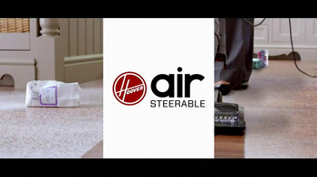 Hoover Air Steerable TV Spot, 'Messy Loved Ones' - Thumbnail 4