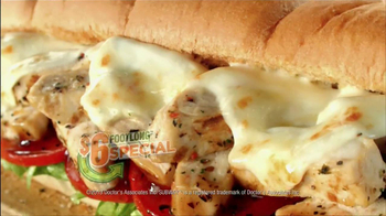 Subway Tuscan Chicken Melt TV Spot, 'Hashtag' - Thumbnail 10