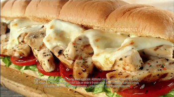 Subway Tuscan Chicken Melt TV Spot, 'Hashtag' - Thumbnail 8
