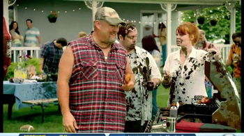 Prilosec OTC TV Spot, 'Picnic' Featuring Larry the Cable Guy - Thumbnail 9