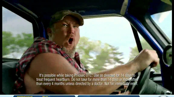 Prilosec OTC TV Spot, 'Picnic' Featuring Larry the Cable Guy - Thumbnail 4