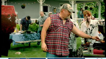Prilosec OTC TV Spot, 'Picnic' Featuring Larry the Cable Guy - Thumbnail 8