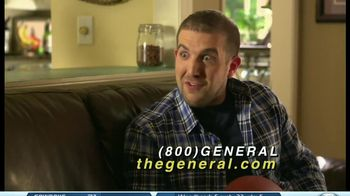 The General TV Spot, 'Talking Dog' - 2382 commercial airings