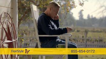 FreeStyle Freedom Lite TV Spot, 'Rest Assured'