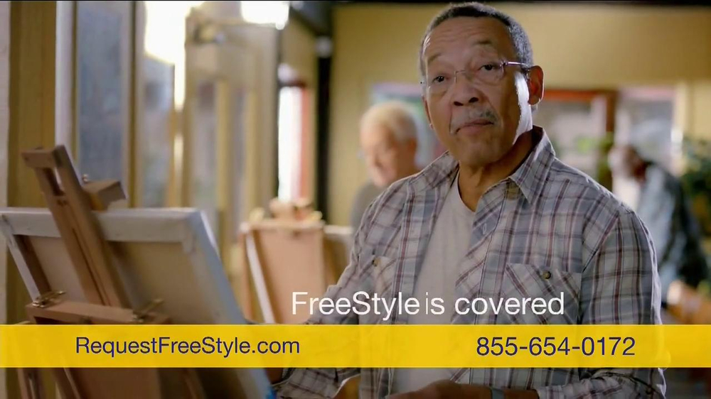 Freestyle Freedom Lite Tv Commercial Rest Assured