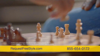 FreeStyle Freedom Lite TV Spot, 'Rest Assured' - Thumbnail 4