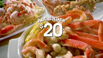 Red Lobster Crabfest TV Spot, 'Alaskan Crab' - Thumbnail 5