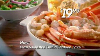 Red Lobster Crabfest TV Spot, 'Alaskan Crab' - Thumbnail 7