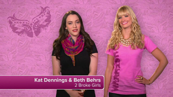 Ford Warriors in Pink TV Spot Featuring Kat Dennings and Beth Behrs - Thumbnail 2