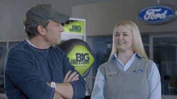 Ford Big Tire Event TV Spot, 'Q&A' Featuring Mike Rowe