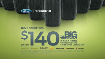 Ford Big Tire Event TV Spot, 'Q&A' Featuring Mike Rowe - Thumbnail 8