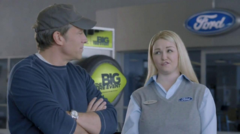 Ford Big Tire Event TV Spot, 'Q&A' Featuring Mike Rowe - Thumbnail 4