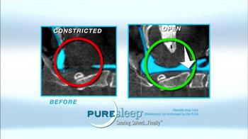 PureSleep TV Spot, 'Stay Asleep' - Thumbnail 4