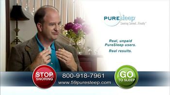 PureSleep TV Spot, 'Stay Asleep' - Thumbnail 5