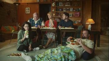 Pepcid TV Spot, 'The Burns Family Dinner' - Thumbnail 4