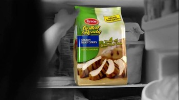 Tyson Foods Grilled & Ready Chicken Breast TV Spot, 'Always Ready' - Thumbnail 6
