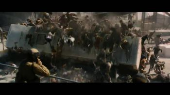 World War Z Blu-ray Combo Pack TV Spot - Thumbnail 3