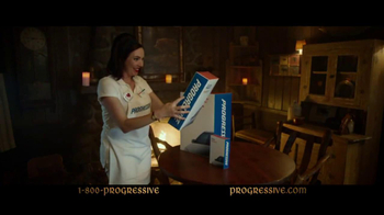 Progressive TV Spot, 'Flodilocks' - Thumbnail 8