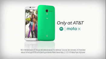 AT&T Moto X TV Spot, 'Phone Memories' - Thumbnail 10