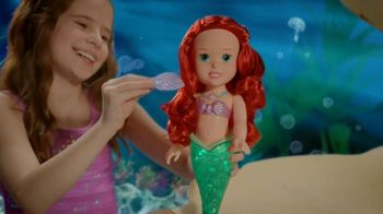 My First Disney Princess Light Up Ariel TV Spot